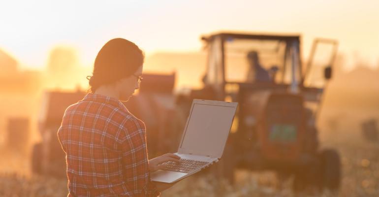 aumento da demanda por conectividade no agronegócio