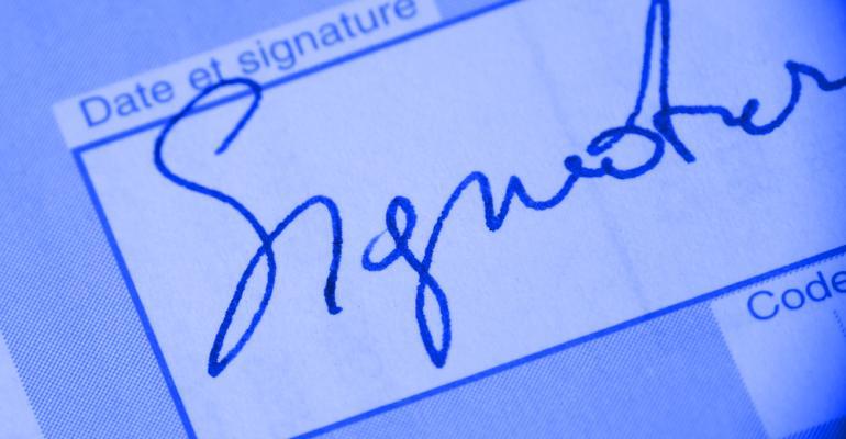 Já existe regulamentação para a identificação digital?